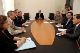 """PP y UM se unirán para """"tumbar"""" el proyecto de Ley de Suelo del Govern"""