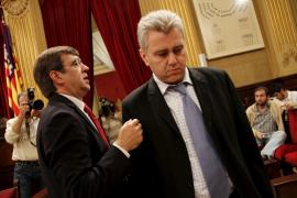 Fiol critica el fracaso estrepitoso del Govern y Antich dice que el PP es catastrofista