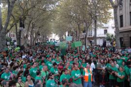 Manifestación 29-S