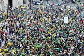 Exigen la dimisión de Bauzá en Barcelona