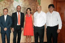 Apertura del nuevo curso académico en la Universitat de les Illes Balears