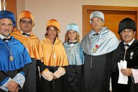 Acto de apertura del curso en la UIB