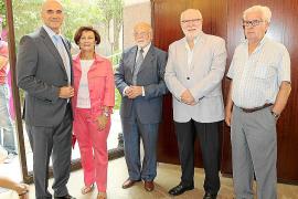 Presentación de la serie 'Connexió Juníper' en el Centre de Cultura sa Nostra