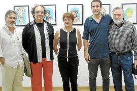 Exposición de Francesc Lacomba en la galería Nuu de Inca