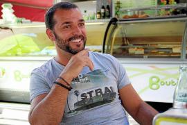 """Virgilio Rodríguez: """"Un buen helado no puede costar más de un euro"""""""