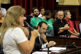 Continúa el pulso entre docentes y Govern tras 16 días de huelga