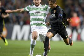 0-1. El Barça cocinó a fuego lento una trabajada victoria