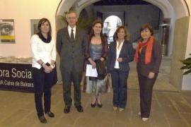 Antón Costas pronunció una conferencia invitado por el Club Ultima Hora