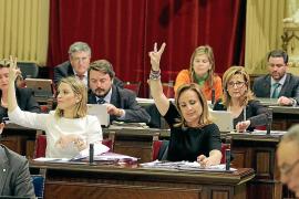 El PP quiere que el Parlament proclame que Balears no forma parte de los Països Catalans