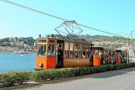 El Ferrocarril de Sóller celebra mañana el centenario del tranvía con una gran fiesta