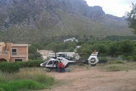 Buscan en la zona del Puig de Sa Tudosa (Artá) a un alemán desaparecido ayer