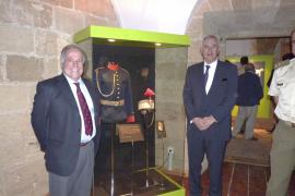 Presentación de la Asociación de Artilleros de Mallorca