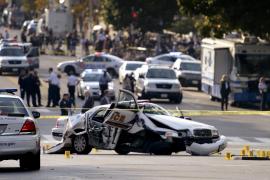La policía confirma la muerte de la sospechosa en el tiroteo en el Capitolio