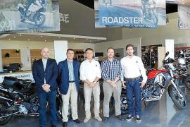 Balearic, concesionario BMW Motos
