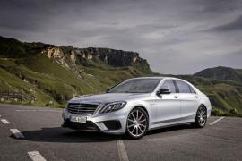 Mercedes lanza el S63 AMG