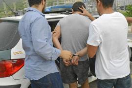 Detenido un joven por agredir sexualmente durante dos días a una mujer en Palmanova