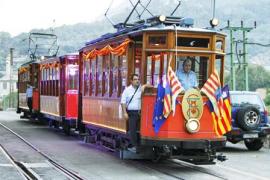 Sóller celebra el centenario del tranvía