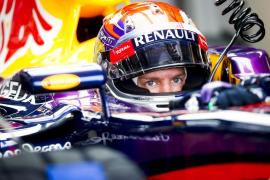 Vettel confirma su condición de superdepredador y Alonso saldrá quinto