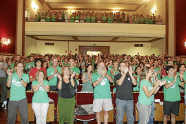 Los docentes supenden la huelga de forma temporal por «responsabilidad»