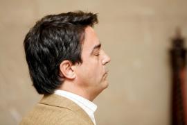 El TSJIB confirma la condena de dos años a De Santos por malversación