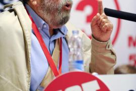 Méndez anuncia una gran movilización para noviembre