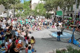 La 'Fira de Gremis Artesans' de Alaró exhibe la calidad de los productos artesanos