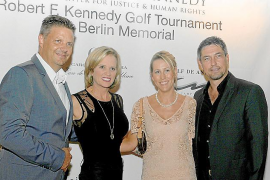 Torneo de golf solidario a beneficio de la Fundación Robert F. Kennedy