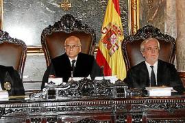 El Govern cambia de criterio y no pedirá el ingreso en prisión de Antonio Alemany