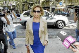 Recogidas 2.000 firmas contra la prisión preventiva de Maria Antònia Munar