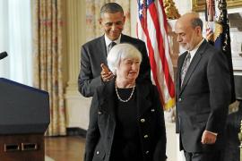 Yellen, una defensora de los estímulos contra el paro, dirigirá la Reserva Federal