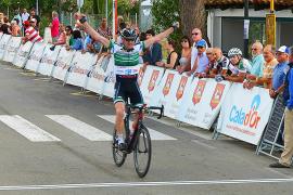 Mark Westwood, ciclista en la semana internacional de ciclismo masters
