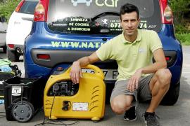 Naturcar: la evolución  del lavado de vehículos