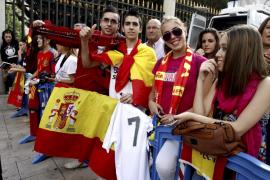 'Fiebre roja' en Palma
