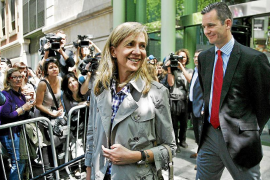 El juez autoriza a Hacienda a comprobar si la Infanta manejó seis cuentas de Aizoon