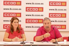 El 80% de los trabajadores en Balears sufre un «exceso de carga de trabajo», según CCOO