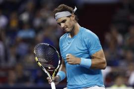 Nadal se cita con Del Potro en semifinales tras doblegar a Wawrinka