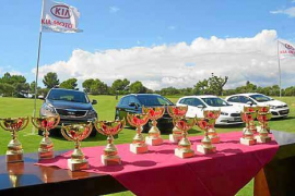 El Trofeo Frau Automóviles, un éxito
