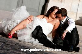 Las fotos de boda de Valeriano Fotógrafo
