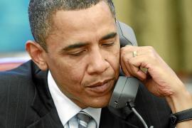 "Obama insta a Zapatero a que adopte ""medidas decididas"""