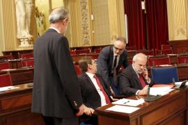 Antich asegura que el recorte del déficit del Estado no afectará a Balears