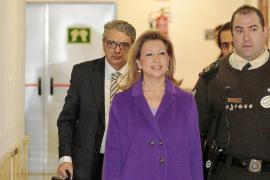 El juez del 'caso Maquillaje' rechaza el recurso de Munar por 'riesgo de fuga'