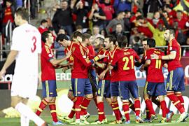 España emite el billete hacia el Mundial
