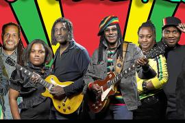 The Original Wailers, ex banda de Bob Marley, estrena el Mallorska Reggae Fest