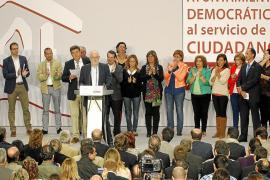 Alcaldes de todas las fuerzas, menos del PP, denuncian la reforma local