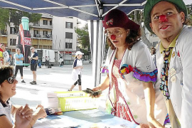 La carrera solidaria en Inca no reúne fondos suficientes para La Sonrisa Médica