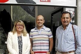 Entrega de premios del concurso 'un chef en casa con oli de Mallorca DO'