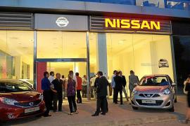 Autos Nigorra presentó el Nissan Note y el Micra