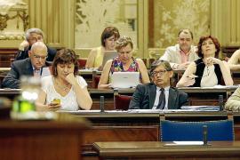 El PSIB coincidirá con el PP  y se opondrá a que Balears exija su «derecho a decidir»