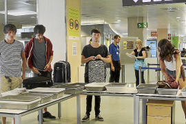 AENA aplicará una bonificación del  100 % a las tasas de pasajeros en las nuevas rutas