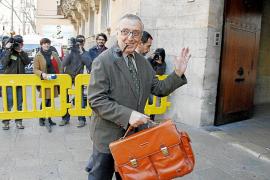 El fiscal pide el ingreso en prisión de Alemany por su falta de arrepentimiento